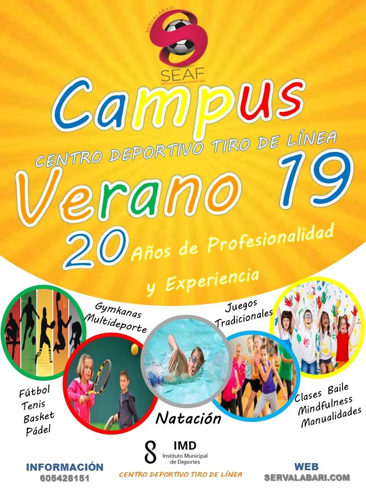 Campus Tiro de la Linea